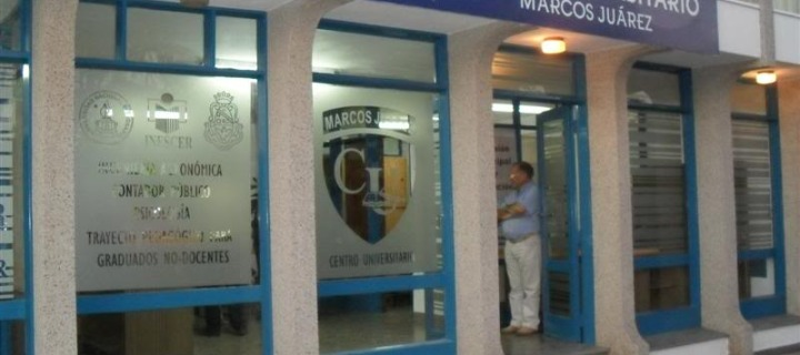 Sede Marcos Juárez