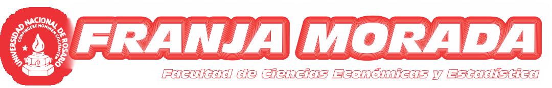 Franja Morada - Facultad de Ciencias Económicas y Estadísticas